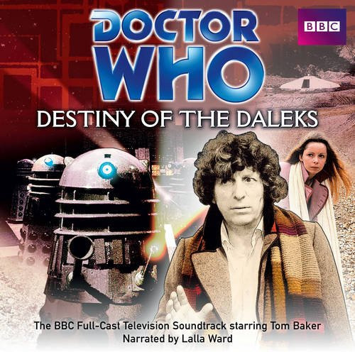 Doctor Who: DESTINY OF THE DALEKS - Original BBC Television Soundtrack - Audio CD