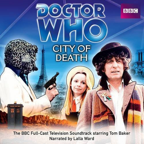 Doctor Who: CITY OF DEATH - Original BBC Television Soundtrack - Audio CD