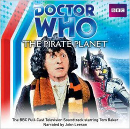 Doctor Who :The PIRATE PLANET - Original BBC Television Soundtrack - Audio CD