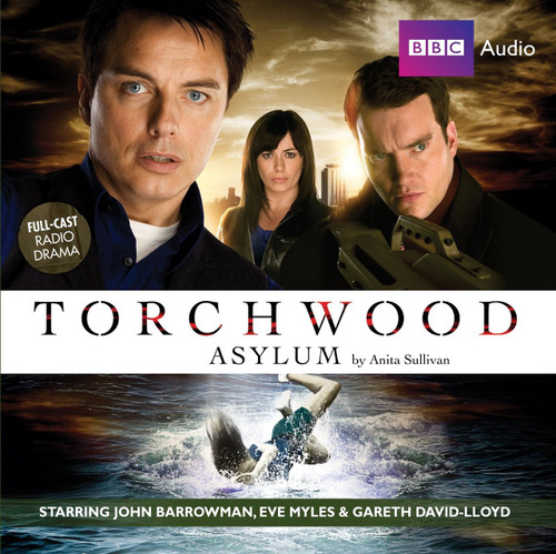 Torchwood: ASYLUM - BBC Audio Drama on CD