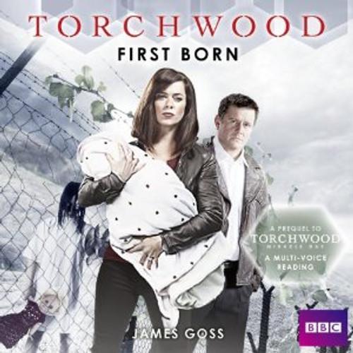 Torchwood: First Born - BBC Audio CD