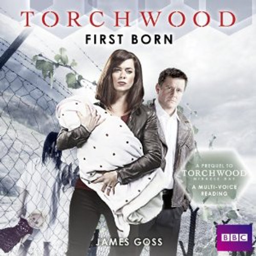 Torchwood: First Born - BBC Audio CD