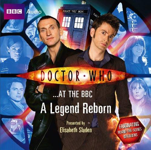 Doctor Who: A Legend Reborn - BBC Audio CD Presented by Elisabeth Sladen