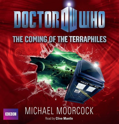 Doctor Who The COMING OF THE TERRAPHILES - BBC Audio Book on 9 CDs featuring the Eleventh Doctor