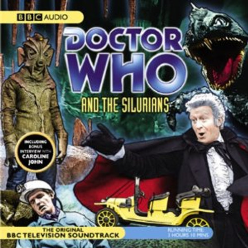 Doctor Who and The SILURIANS - Original BBC Soundtrack - Audio CD