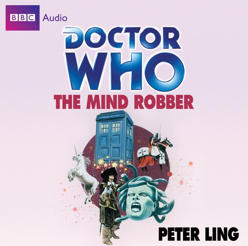 Doctor Who: THE MIND ROBBER - BBC Audio Book Read by Derek Jacobi