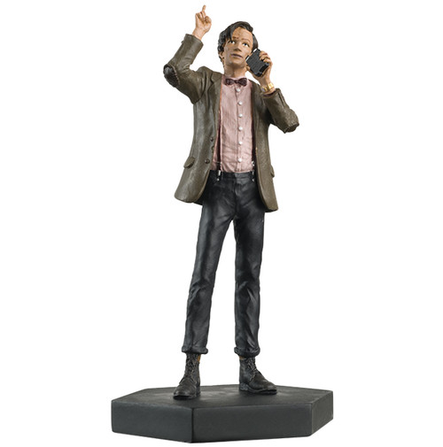 Doctor Who - 11th DOCTOR (Matt Smith) - Eaglemoss Figurine #1 - 1:21 Scale (approx. 3.75 inches)
