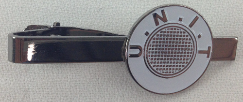 Doctor Who Tie Clip - U.N.I.T.
