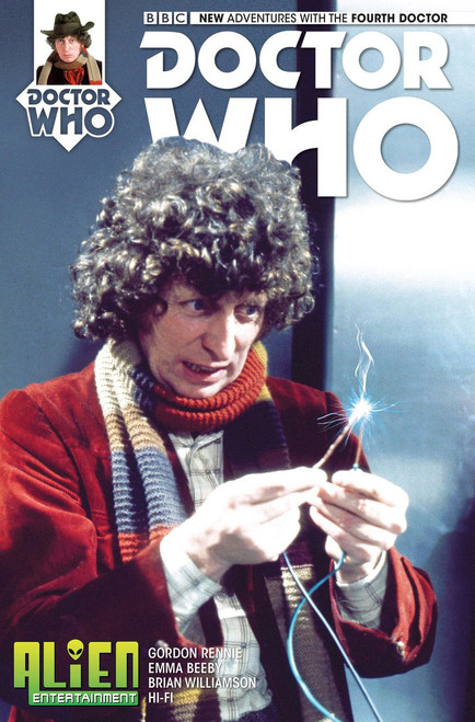 Doctor Who: 4th Doctor Titan Comics #1 (Alien Entertainment EXCLUSIVE)