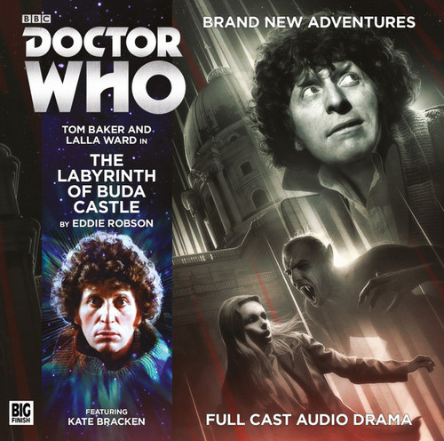 4th Doctor Stories: #5.2 The Labyrinth of Buda Castle