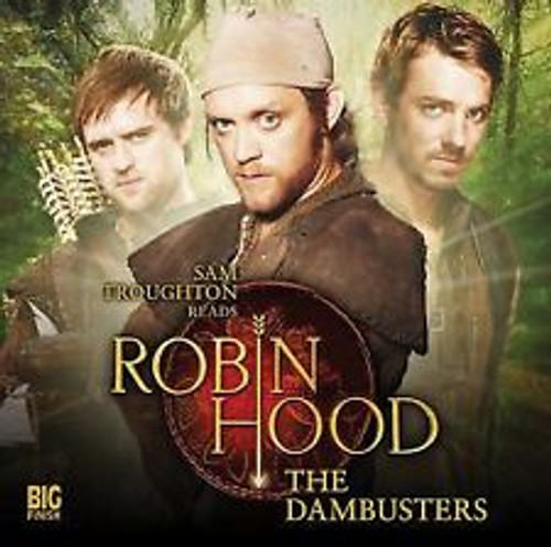 Big Finish - Robin Hood: The Dambusters Audio CD #1.4