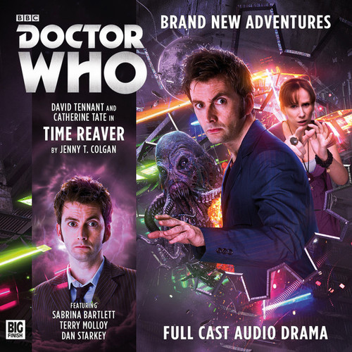 Doctor Who: The Tenth Doctor Adventures 1.2 - TIME REAVER - Big Finish Audio CD