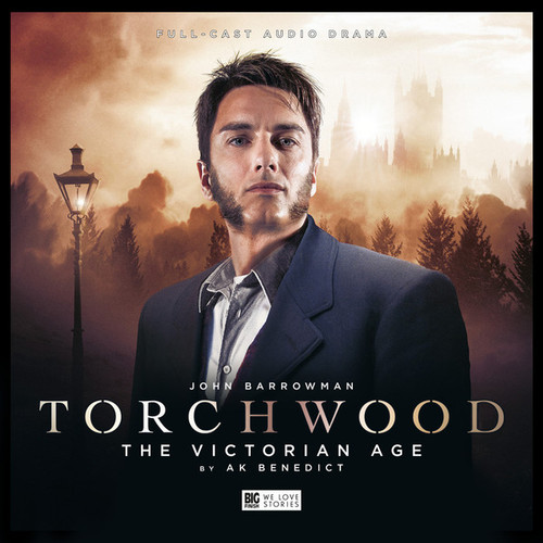 Torchwood #7: The VICTORIAN AGE - Big Finish Audio CD (Starring John Barrowman & Rowena Cooper)