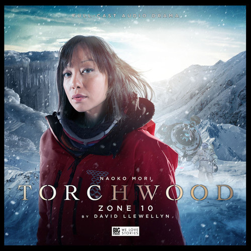 Torchwood #8: ZONE 10 - Big Finish Audio CD (Starring Naoko Mori)