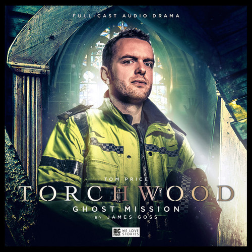 Torchwood #9: GHOST MISSON - Big Finish Audio CD (Starring Tom Price)