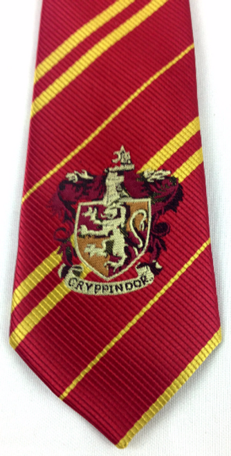 Harry Potter - Gryffindor House Tie