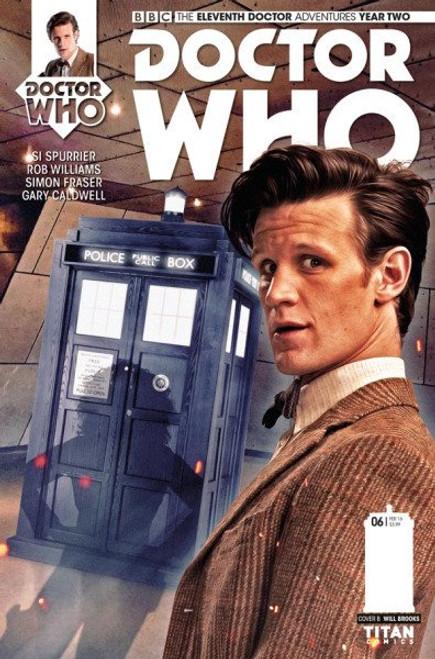 11th Doctor Titan Comics: Series 2 #6