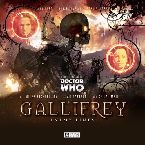 Doctor Who: Gallifrey Series 8: Enemy Lines - Big Finish Audio CD