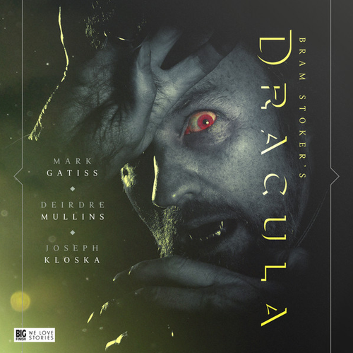 Bram Stoker's DRACULA - Starring Mark Gatiss - Big Finish Audio Drama CD Set