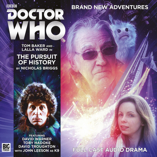 Doctor Who: 4th Doctor (Tom Baker) Stories: #5.7 The PURSUIT OF HISTORY - A Big Finish Audio Drama on CD