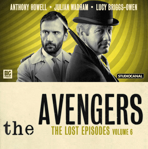 The Avengers - The Lost Episodes: Series 6 Boxed Set - Big Finish Audio CD