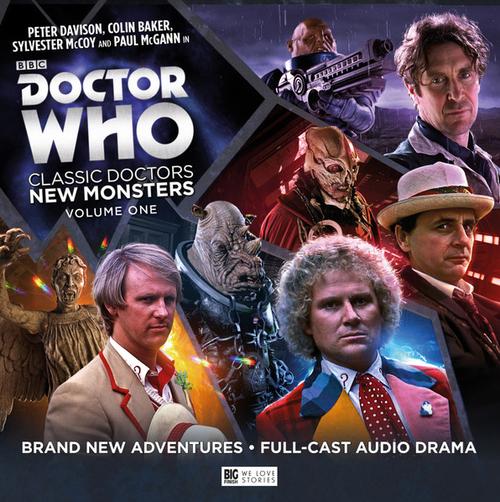 Classic Doctors, New Monsters: Vol. 1 - Big Finish Audio CD Box Set