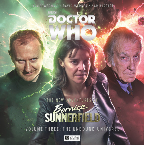 Bernice Summerfield: New Adventures Volume 3 - UNBOUND UNIVERSE - Big Finish Audio Box Set