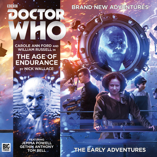 Doctor Who: The Early Adventures #3.1 - The AGE OF ENDURANCE - Big Finish Audio CD