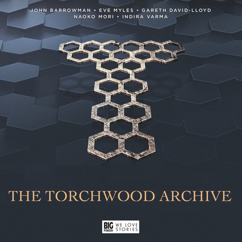 The Torchwood Archive - Big Finish Audio CD Special Release