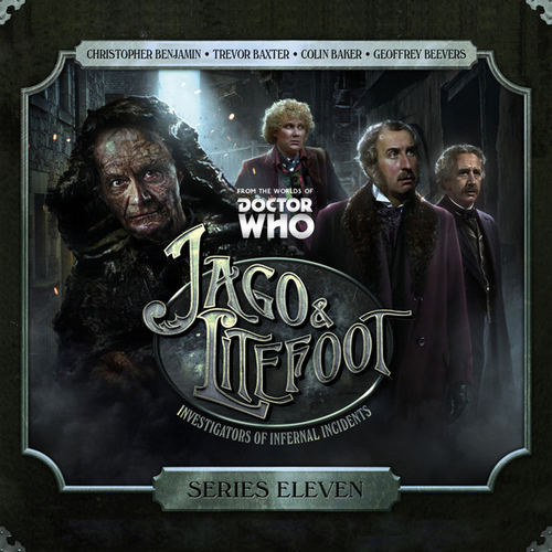 Jago and Litefoot Series Eleven CD Boxset from Big Finish