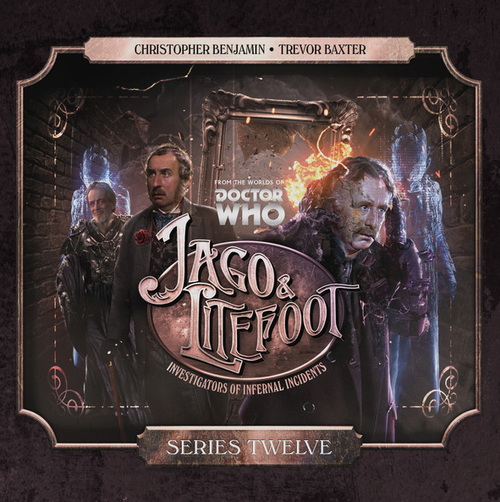 Jago and Litefoot Series Twelve CD Boxset from Big Finish