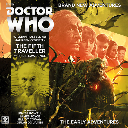 Doctor Who: The Early Adventures #3.2 - The FIFTH TRAVELER - Big Finish Audio CD