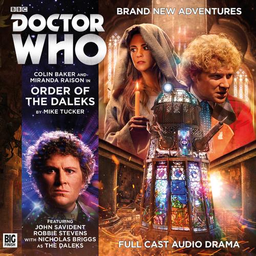 Order of the Daleks Audio CD - Big Finish #218