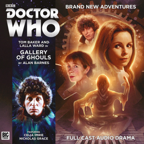 Doctor Who: 4th Doctor (Tom Baker) Stories: #5.5 GALLERY OF GHOULS -  A Big Finish Audio Drama on CD