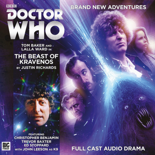 Doctor Who: 4th Doctor (Tom Baker) Stories: #6.1 The BEAST OF KRAVENOS -  A Big Finish Audio Drama on CD