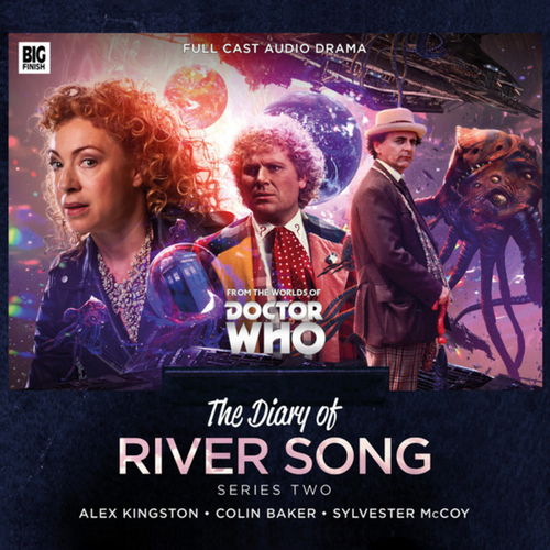 The Diary of River Song: Series 2 - Big Finish Audio CD Boxed Set