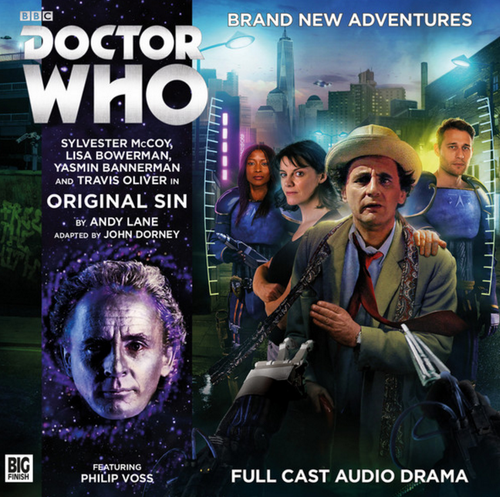 Doctor Who Novel Adaptation: ORIGINAL SIN - Big Finish Audio CD #10