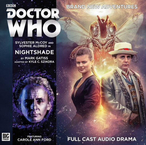Doctor Who Novel Adaptation: NIGHTSHADE - Big Finish Audio CD #9