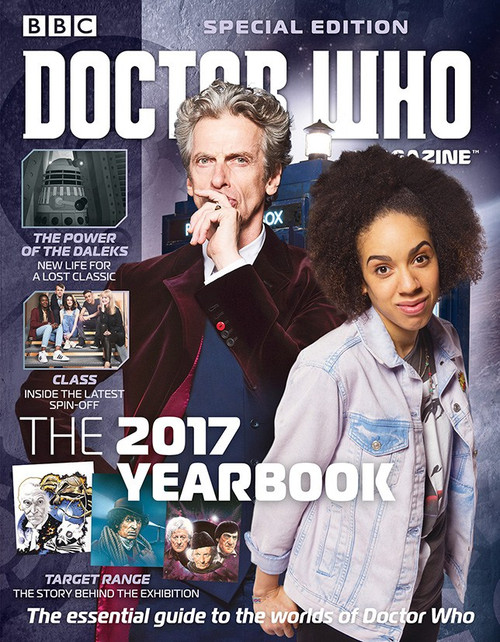 Doctor Who Magazine Special: The 2017 Yearbook