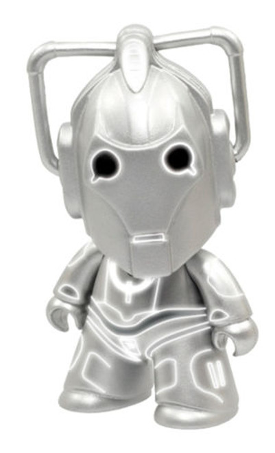 """Doctor Who """"Army of Ghosts"""" Cyberman Titan Vinyl Figure - Doctor Who Comic Book Day 2016 Exclusive"""