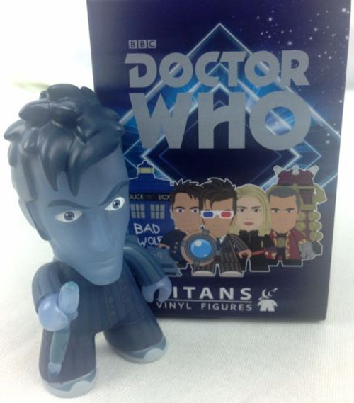 Doctor Who: 10th Doctor Hologram - Titan Vinyl Figure - NYCC 2016 Exclusive