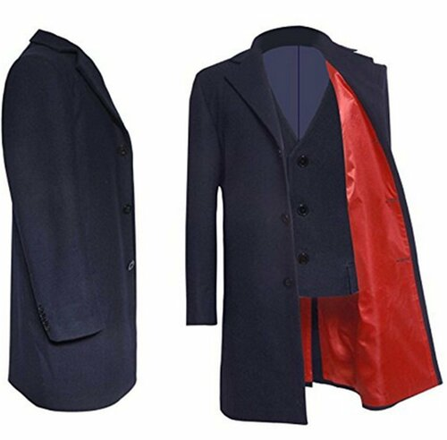 Doctor Who: Twelfth Doctor (Peter Capaldi) Men's Jacket / Coat