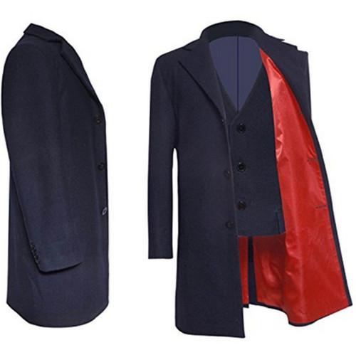 Doctor Who: Twelfth Doctor (Peter Capaldi) Men's Jacket / Coat (Limited Stock)
