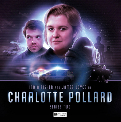 Charlotte Pollard: Series Two Starring India Fisher - Big Finish Audio CD Boxed Set