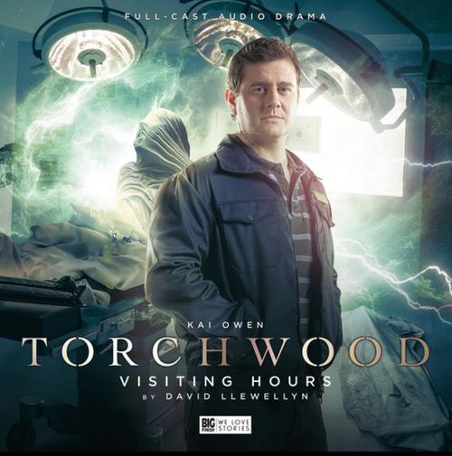 Torchwood: Visiting Hours 3.1 - Big Finish Audio CD