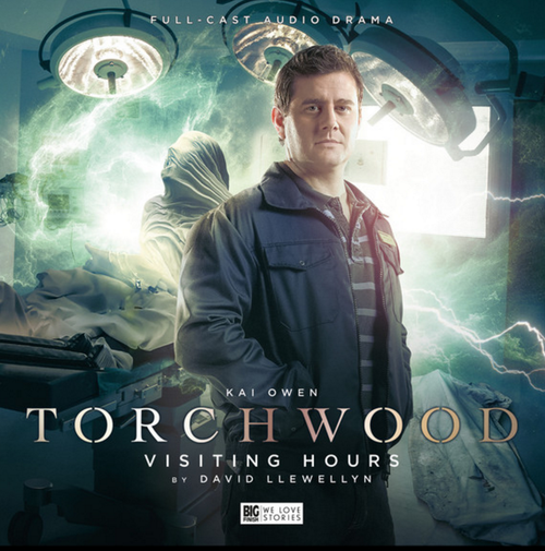 Torchwood: Visiting Hours 3.1 - Big Finish Audio CD
