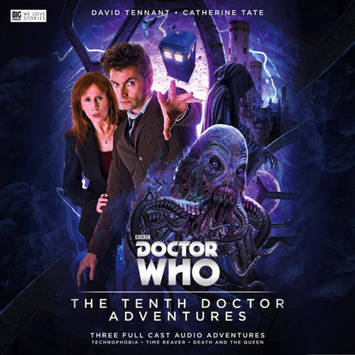 The Tenth Doctor Adventures - Limited Edition CD Set (Numbered to 5000)
