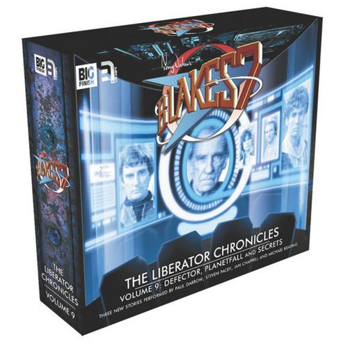 Big Finish Blake's 7 Liberator Chronicles: Volume 9