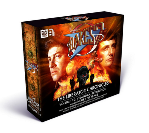 Big Finish Blake's 7 Liberator Chronicles: Volume 10