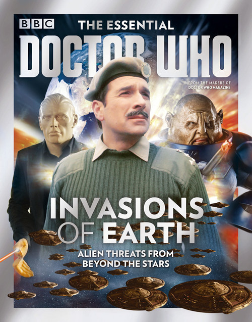 The Essential Doctor Who Magazine: Issue #9 - INVASIONS OF EARTH